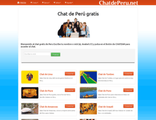 Chat online para conquer