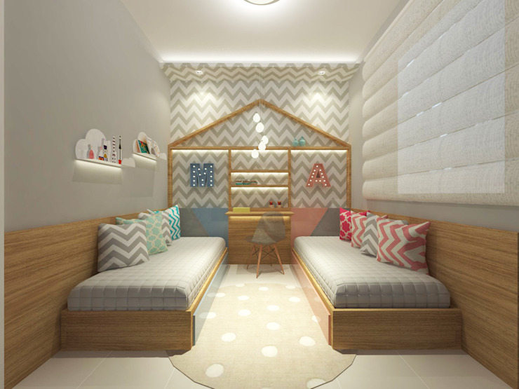 Dormitorios pequeños para–27135